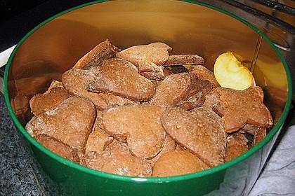 Omas Lebkuchen - ein sehr altes Rezept 140