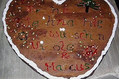 Omas Lebkuchen - ein sehr altes Rezept 197