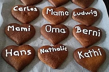 Omas Lebkuchen - ein sehr altes Rezept! 23