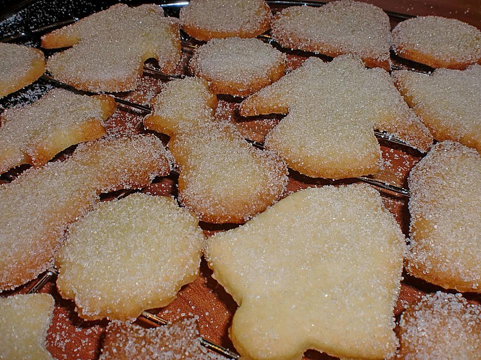 Butterplatzchen rezept zum ausstechen