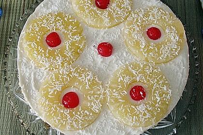 Ananas - Käse - Sahne - Torte 1