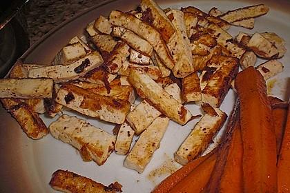 Tofu - Geschnetzeltes 1