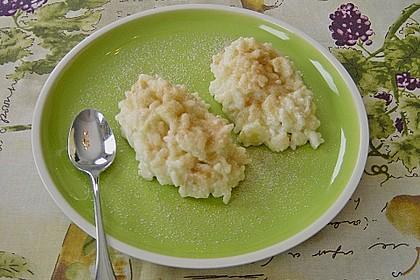Bratapfel - Milchreis 2
