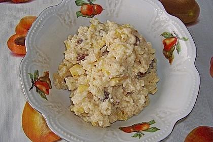 Bratapfel - Milchreis 1