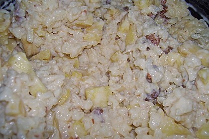 Bratapfel - Milchreis 5