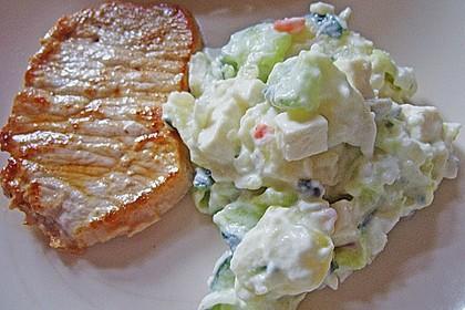 Tzatziki - Kartoffelsalat