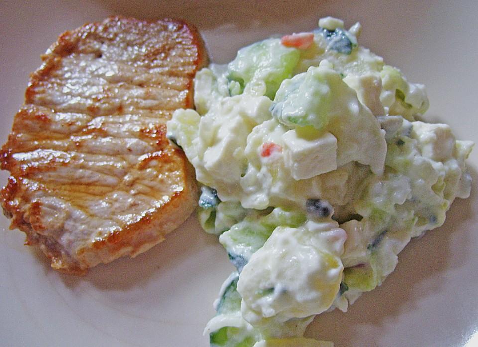 vegetarische gerichte mit kartoffelsalat rezepte. Black Bedroom Furniture Sets. Home Design Ideas