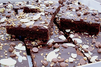 Schokoladentraum-Blechkuchen 2