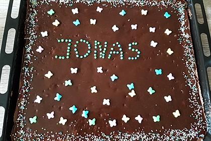 Schokoladentraum-Blechkuchen 24