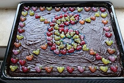 Schokoladentraum-Blechkuchen 16
