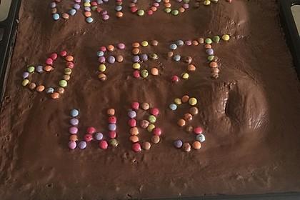 Schokoladentraum-Blechkuchen 82