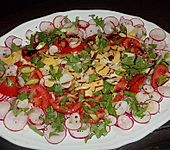 Radieschen - Apfel - Salat (Bild)