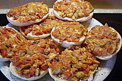 Annikas Pizza - Brötchen 2