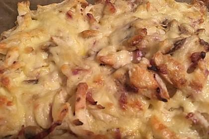 Käse-Spätzle-Auflauf 20