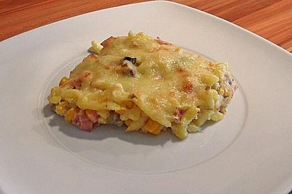 Käse - Spätzle - Auflauf 11