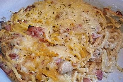 Käse - Spätzle - Auflauf 14