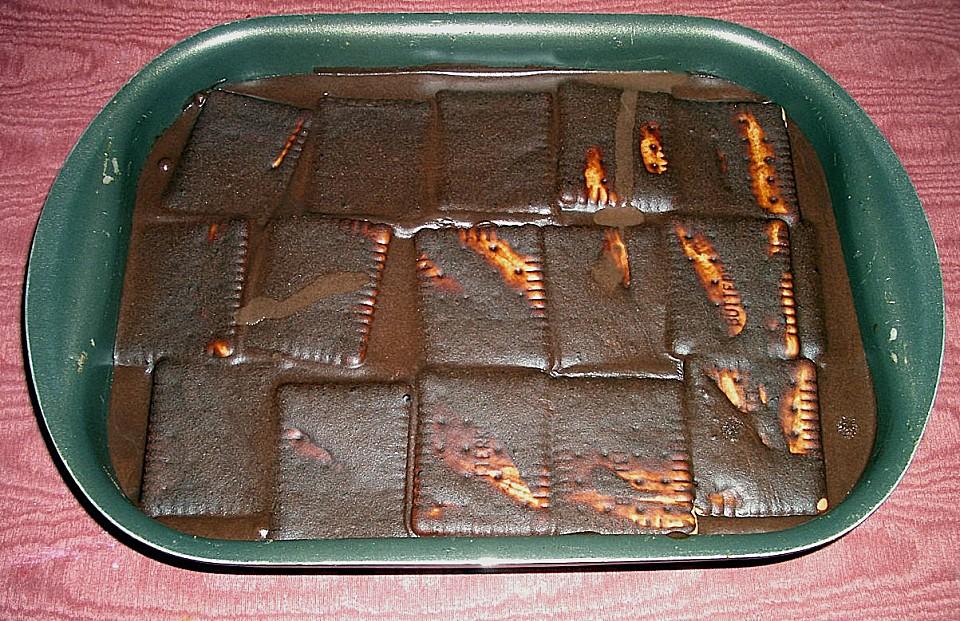 kalter hund schoko keks kuchen ohne eier von sylv1802. Black Bedroom Furniture Sets. Home Design Ideas