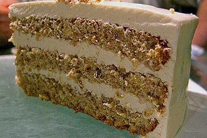 Sternenglanz - Torte 8