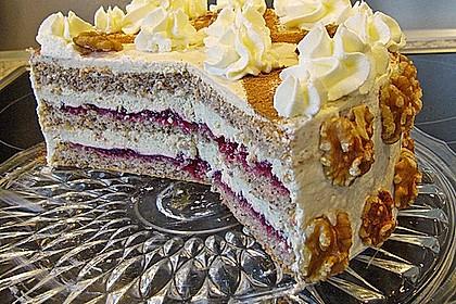 Sternenglanz - Torte 4
