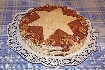 Sternenglanz - Torte 10