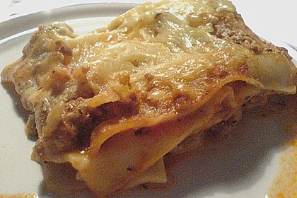 Idiotensichere Lasagne 93