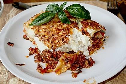 Idiotensichere Lasagne 3