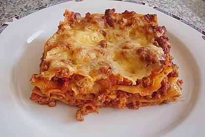 Idiotensichere Lasagne 2