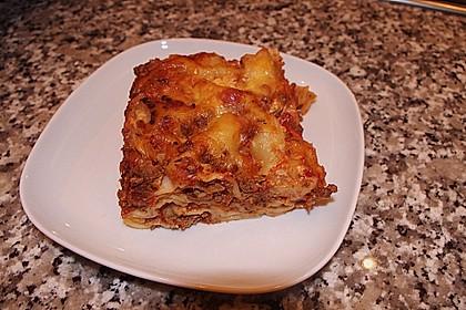 Idiotensichere Lasagne 14