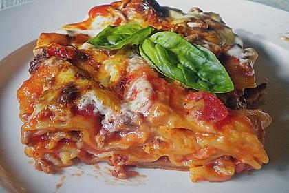 Idiotensichere Lasagne 1