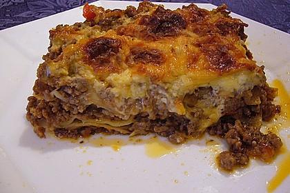 Idiotensichere Lasagne 24