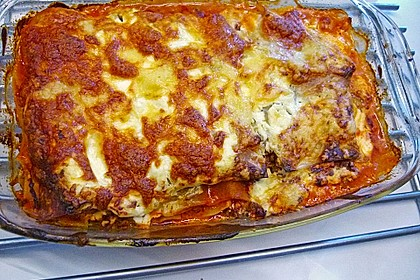 Idiotensichere Lasagne 30