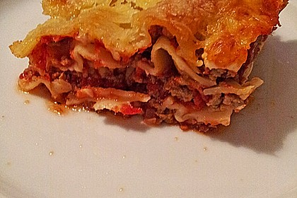 Idiotensichere Lasagne 21