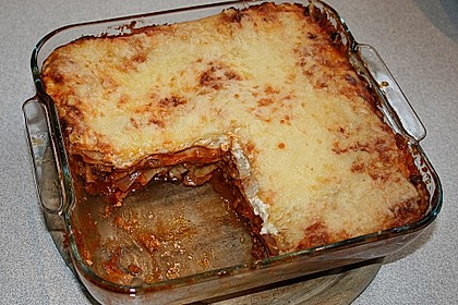 Idiotensichere Lasagne 15