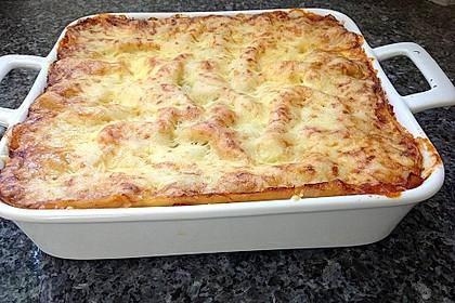 Idiotensichere Lasagne 4