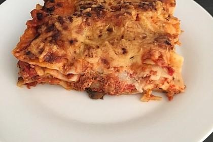 Idiotensichere Lasagne 10