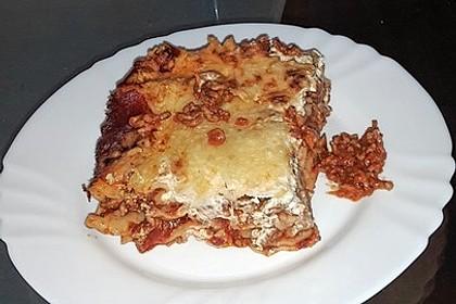 Idiotensichere Lasagne 25