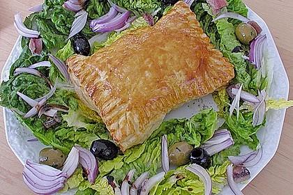 Empanada de chorizo con queso 3
