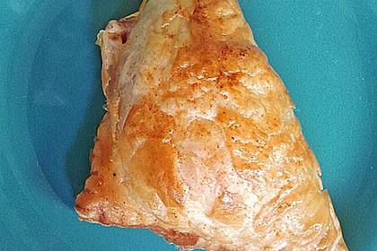 Empanada de chorizo con queso 7
