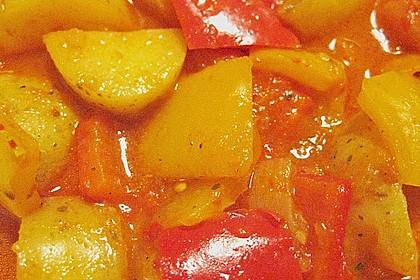 Kartoffelgulasch pikant 11