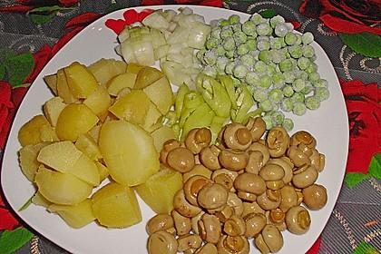 Kartoffelgulasch pikant 15