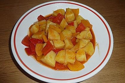 Kartoffelgulasch pikant 4