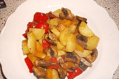 Kartoffelgulasch pikant 5