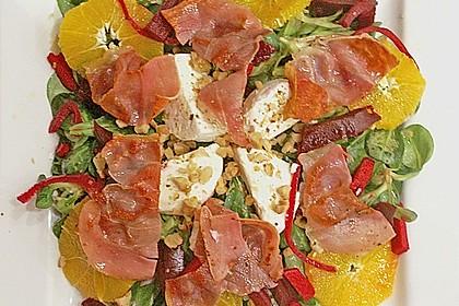 Rote Bete-Salat mit Ziegenkäse 12
