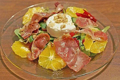 Rote Bete-Salat mit Ziegenkäse 13