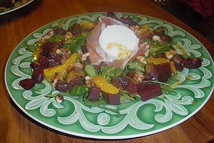Rote Bete-Salat mit Ziegenkäse 27