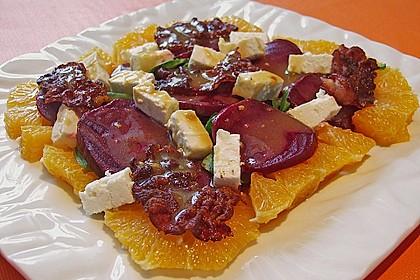 Rote Bete-Salat mit Ziegenkäse 15