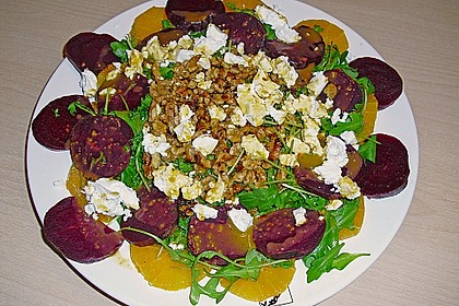 Rote Bete-Salat mit Ziegenkäse 26