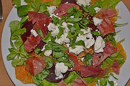 Rote Bete-Salat mit Ziegenkäse 20