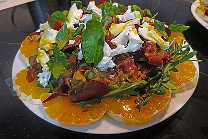 Rote Bete-Salat mit Ziegenkäse 6