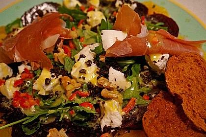 Rote Bete-Salat mit Ziegenkäse 22
